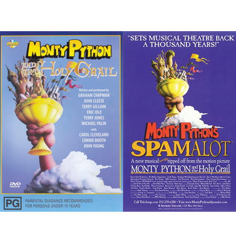 Monty Python's Spamalot (2005)