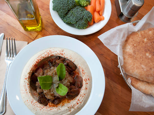 Nanoosh Mediterranean Hummus Bar
