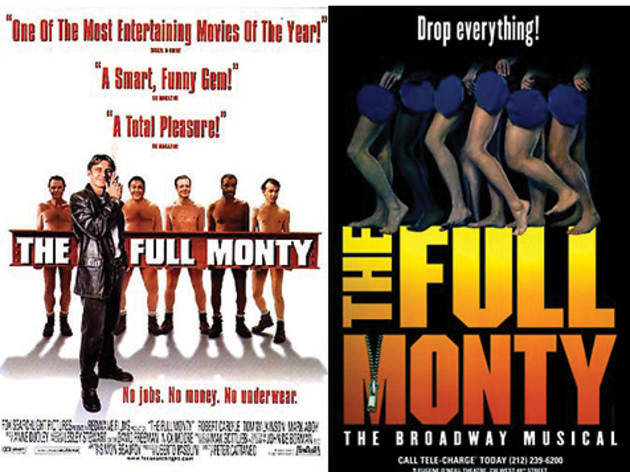 The Full Monty (2000)
