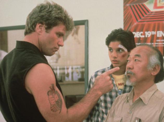 Cobra Kai Sensei, The Karate Kid (1984)