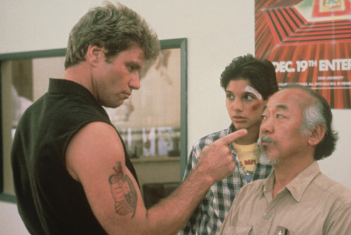 Cobra Kai Sensei, The Karate Kid (1984)