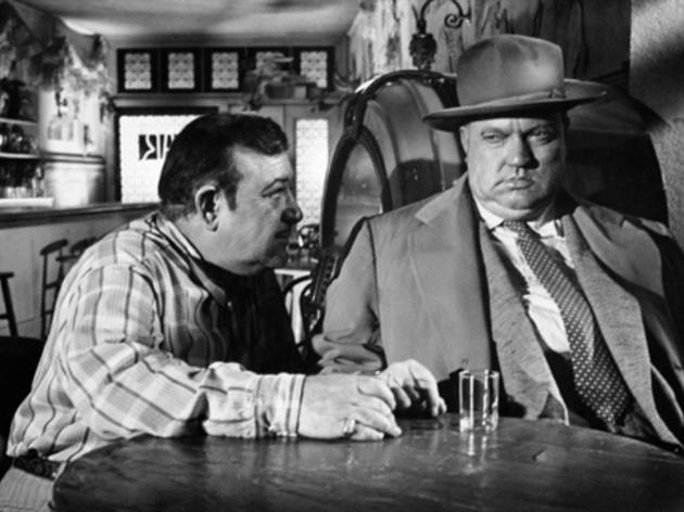 Hank Quinlan, Touch of Evil (1958)