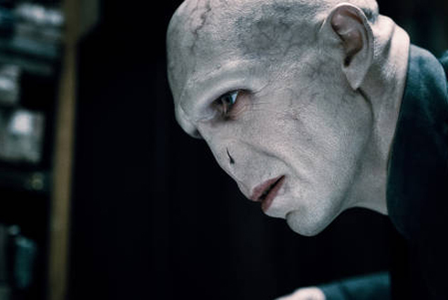 Lord Voldemort, The Harry Potter movies (2005–11)