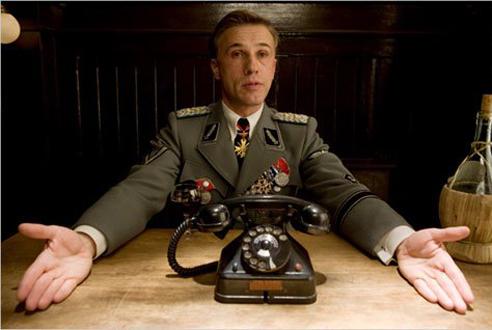 Hans Landa, Inglourious Basterds (2009)