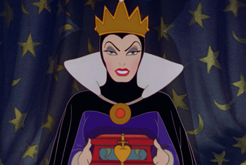 The Evil Queen, Snow White and the Seven Dwarfs (1937)