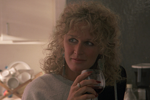 Alex Forrest, Fatal Attraction (1987)