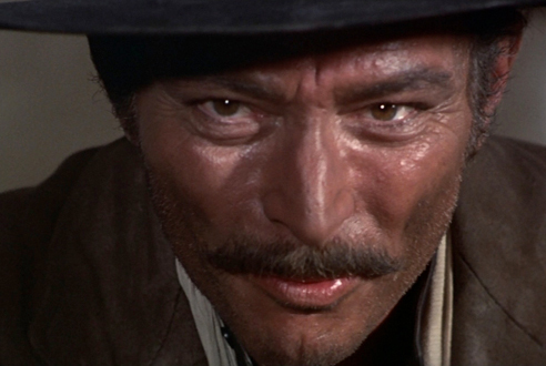 """Angel Eyes,"" The Good, the Bad and the Ugly (1966)"