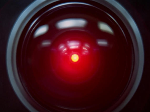 HAL 9000, 2001: A Space Odyssey (1968)