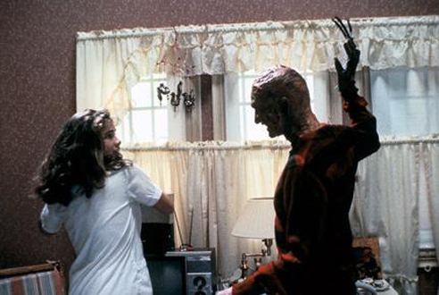 Freddy Krueger, A Nightmare on Elm Street (1984)