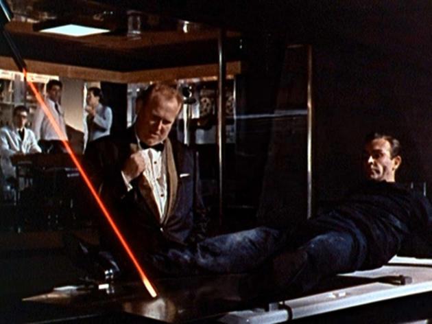 Auric Goldfinger, Goldfinger (1964)
