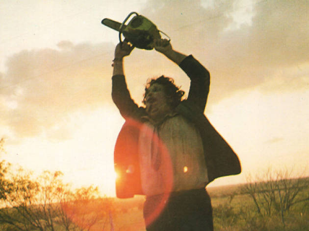 LEATHERFACE, THE TEXAS CHAIN SAW MASSACRE (1974)