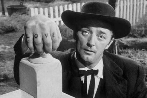 Reverend Harry Powell, The Night of the Hunter (1955)