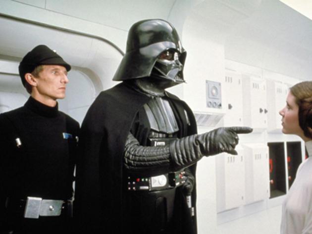 Darth Vader, Star Wars (1977)