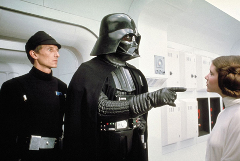 Darth Vader, Star Wars (1977)