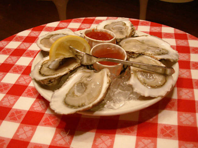 (Photograph: courtesy of Grand Central Oyster Bar)