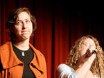 Kristen Schaal and Ashley Ward of Big Black Car