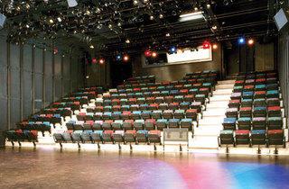 Dance Theater Workshop interior