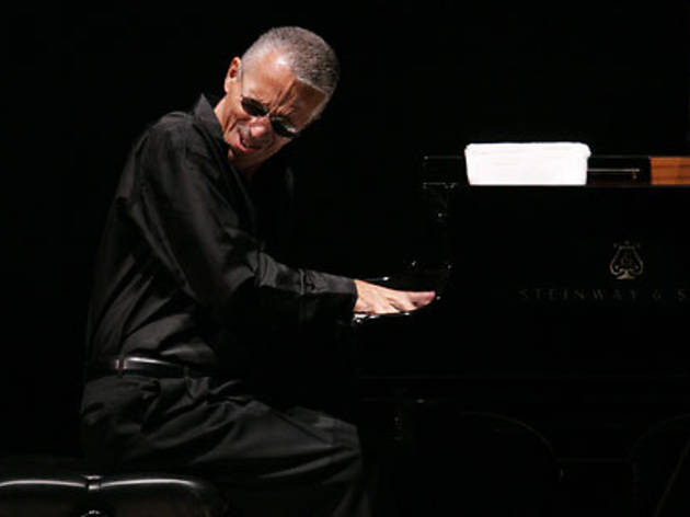 Keith Jarrett reviewed at Carnegie Hall