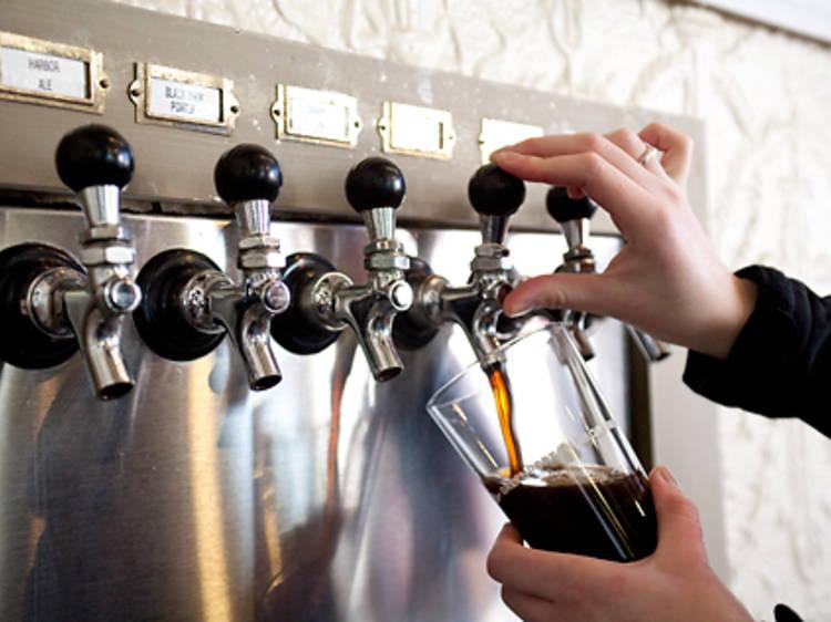Greenport Harbor Brewing Co., Peconic
