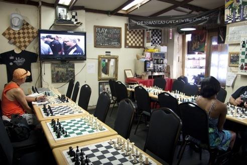 Village Chess Shop
