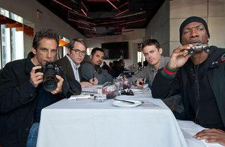Ben Stiller, Matthew Broderick, Michael Pea, Casey Affleck, Eddie Murphy, Tower Heist