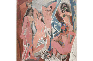 (Photograph: Museum of Modern Art; New York; Acquired through the Lillie P. Bliss Bequest.  2011 Estate of Pablo Picasso / Artists Rights Society (ARS); New York)