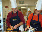 Chef's Choice class at Johnson & Wales University in Providence
