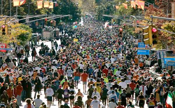 Things to Do: ING New York City Marathon