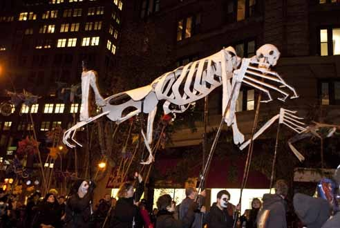 39th Annual Village Halloween Parade