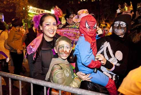 Help save the Village Halloween Parade (2013)