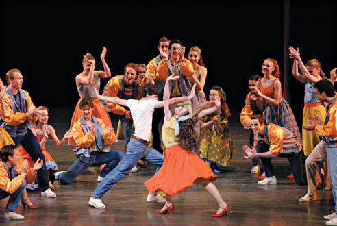 Best of NY 2011, best ballet company: New York City Ballet