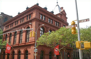 Brooklyn Historical Society Building Tour