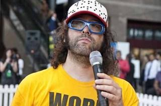World Champion Wednesday with Judah Friedlander