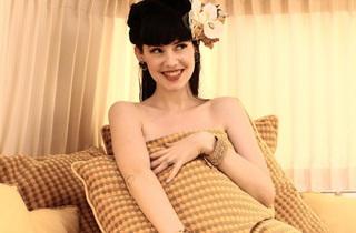 Burlesque Time Machine: A Sandy Benefit