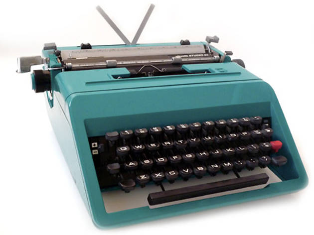 9. The Typewriter Project!