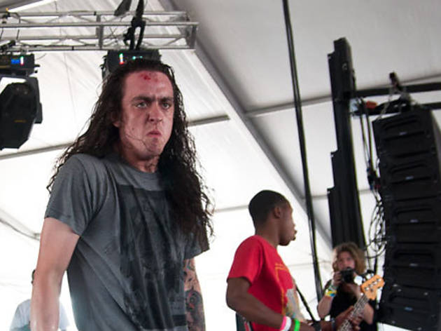 Downtown Music Festival: Trash Talk + The Shackletons