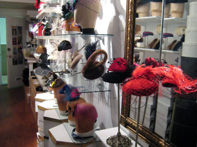 Best hat store options in NYC for the most fashionable headgear