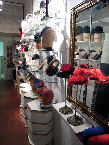 Leah C. Couture Millinery