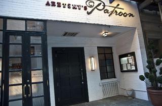 Aretsky S Patroon Restaurants In Midtown East New York