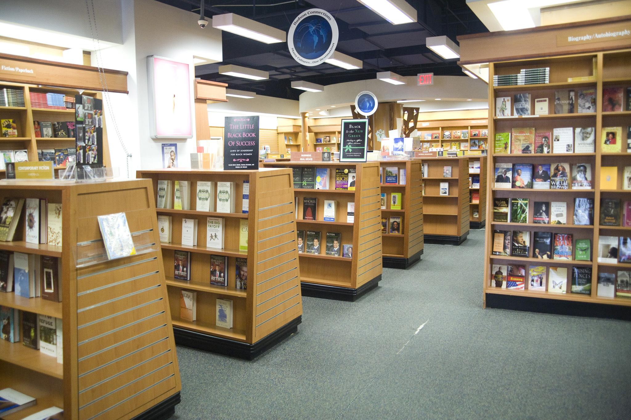Hue-Man Bookstore (CLOSED)