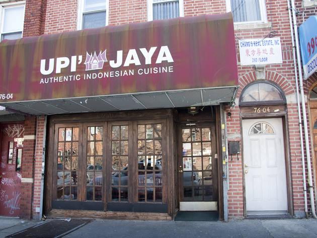 Upi Jaya (Photograph: Jessica Lin)