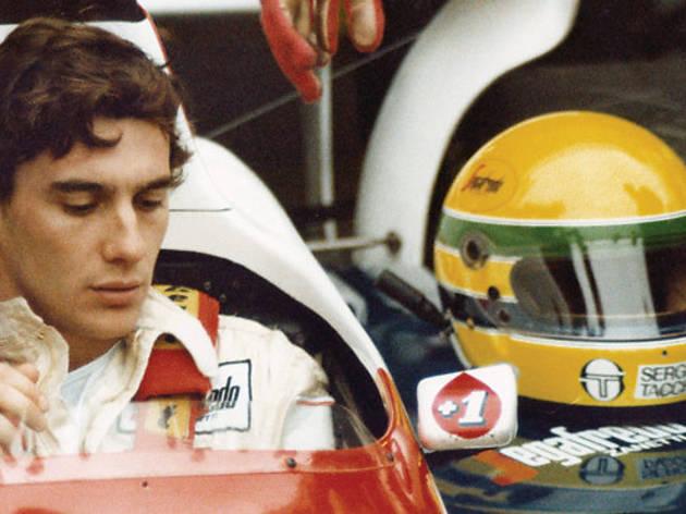 Ayrton Senna in Senna