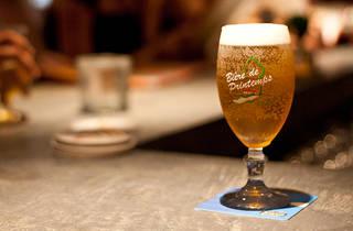 Jenlain Biere de Printemps at Bier International