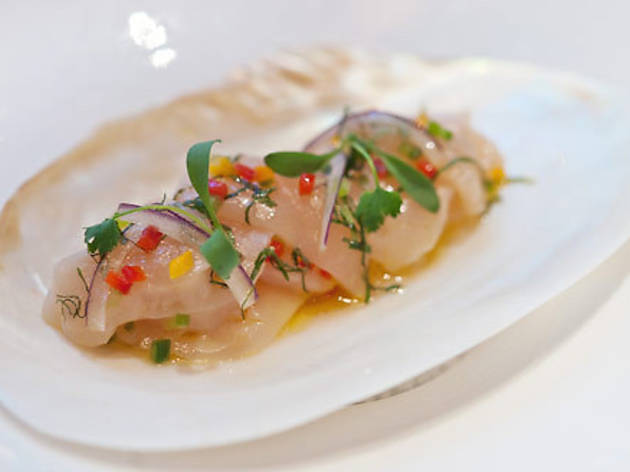 Seafood Restaurants In Nyc Le Bernardin