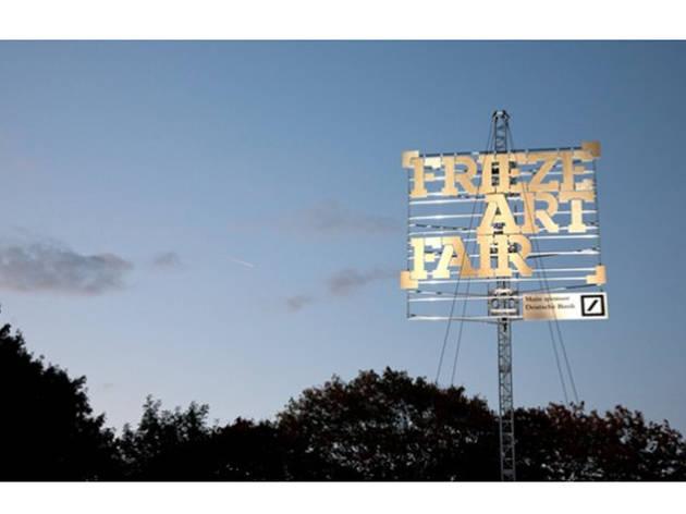 (Photograph: Frieze Art Fair New York; Frieze Art Fair New York)
