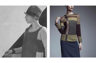 (Photograph: Left: George Hoyningen-Huen;  R.J. Horst; Courtesy of The Metropolitan Museum of Art; Right:  Toby McFarlan Pond; Courtesy of The Metropolitan Museum of Art)