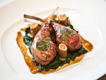 Rack of Lamb at Ai Fiori