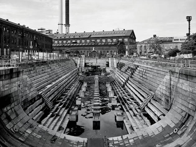 """Brooklyn Navy Yard: Past, Present and Future"""