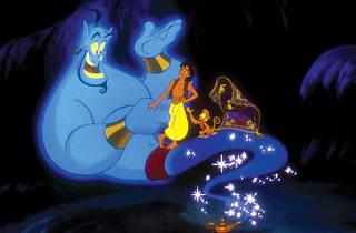 Aladdin Sing-Along