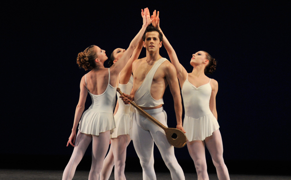New York City Ballet principal Robert Fairchild (2011)